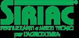 Logo Siriac Fertilizzanti e Mezzi tecnici per l'agricoltura